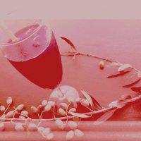 Коктейль и веточка оливы :: Raduzka (Надежда Веркина)