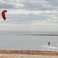 Kiteboarding :: Natalia Harries