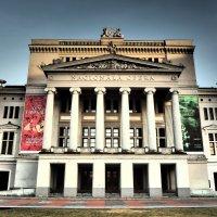 Латвийская национальная опера Рига :: Swetlana V
