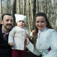Счастливая семья :: Филипп Махов