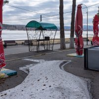 Снег сходит :: Валерий Михмель
