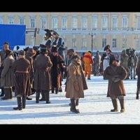 съёмка фильма 1 :: Андрей Краснолуцкий