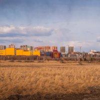 Пейзаж :: Константин Чебыкин