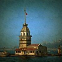 Турция. Стамбул. Утренний Босфор :: Андрей Левин