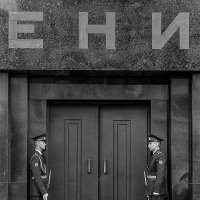 Москва, Красная площадь. Вход в мавзолей. :: Игорь Олегович Кравченко