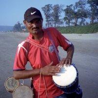 Индия - Парадайс Бич, пленка 35мм kodak portra 400 :: Александр Грибакин