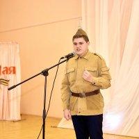 """Конкурс чтецов""  :: Владислав Левашов"