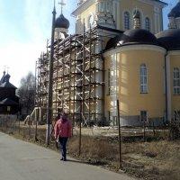 Церковь Сретения Господня в Жулебино... :: Ольга Кривых