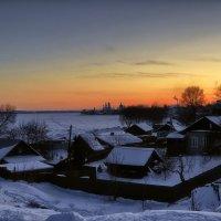 зимний вечер :: Moscow.Salnikov Сальников Сергей Георгиевич