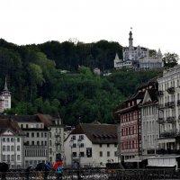 В швейцарском городе Люцерн находится отель «Chateau Gutsch». :: backareva.irina Бакарева