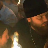 Иерусалим: Схождение Благодатного Огня ... :: Aleks Ben Israel