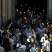 Иерусалим: Схождение Благодатного Огня .. :: Aleks Ben Israel