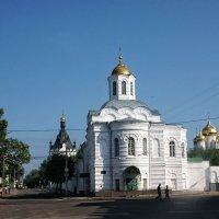 Монастырь.  Кострома :: MILAV V