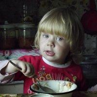 Вкусная лапша :: Светлана Рябова-Шатунова