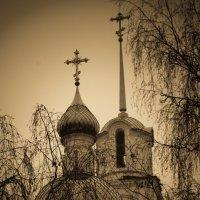 Церковь :: Михаил Сандарьян