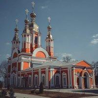 Храм в честь Рождества Иоанна Предтечи. :: Александр Селезнев