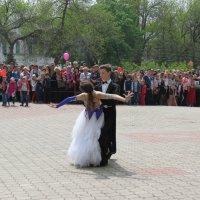 Миг танца. :: Владимир Усачёв