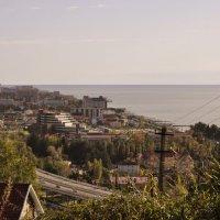 утро над морским городом :: Наталья Ariadafhotostory