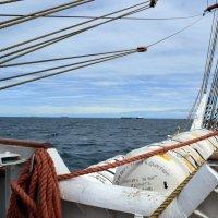 Путешествие по морю :: Ольга