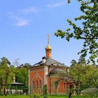 Монастырь. Всехсвятская церковь. :: Vlad Сергиевич