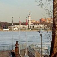 Северный речной вокзал! :: ирина