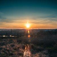Путь к солнцу :: Sergiy Korkulenko