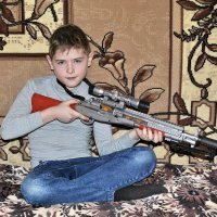 Вооружён и опасен! :: Алексей Бубнов