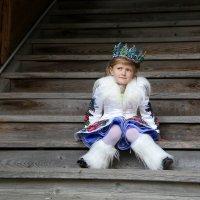 Жду принца на белом коне. :: Евгений М