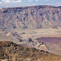 Дно старого кратера :: Natali Positive