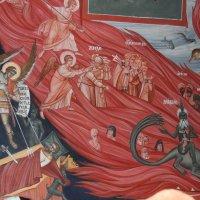 фрески Николо-Малицкого монастыря (Тверь) :: Дмитрий Солоненко