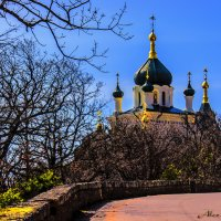 Форосская церковь :: Александр S