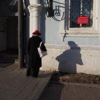 Тень покаянная :: Татьяна Копосова