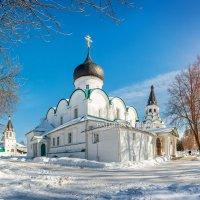 Храмы Слободы :: Юлия Батурина