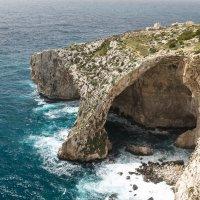 Malta Blue grot :: Aleksandr Papkov