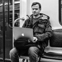 Московское метро. Декабрь 2017. :: Игорь Сон
