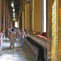 В храме лежащего Будды :: ИРЭН@ .