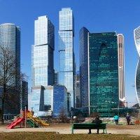 Москва-Сити. :: Иван
