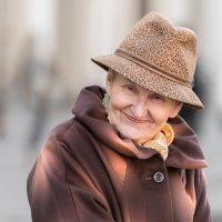Уличный портрет :: Владимир Горубин