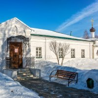 Сретенская церковь :: Юлия Батурина