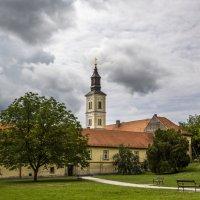 Монастырь... :: Cергей Павлович