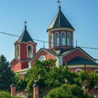 Армянская церковь :: Игорь Сикорский