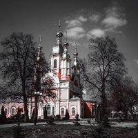 Храм Иоанна Предтечи......... :: Александр Селезнев