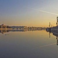 Красота и спокойствие великого города. :: Senior Веселков Петр