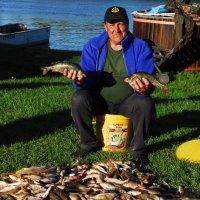 Удачная рыбалка :: Kostas Slivskis
