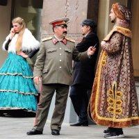 Это тебя что-ли Грозным прозвали?... :: Вячеслав Маслов