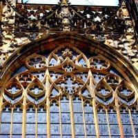 Чехия.Прага. Фрагмент Кафедрального собора. :: Владимир Драгунский