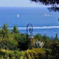 Монако - украшение Лазурного берега :: backareva.irina Бакарева