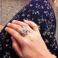 a woman's hand :: maxim