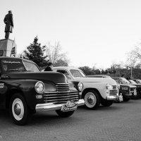 Ретро автомобили в Севастополе :: Анна Выскуб