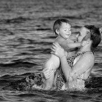 Первое купание в Волге :: Dr. Olver ( ОлегЪ )